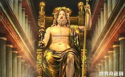 罗德岛太阳神巨像是古代世界八大奇迹之一,于元前282年完工.