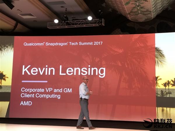 AMD/高通宣布合作:高性能笔记本支持4G网络 IT 第2张