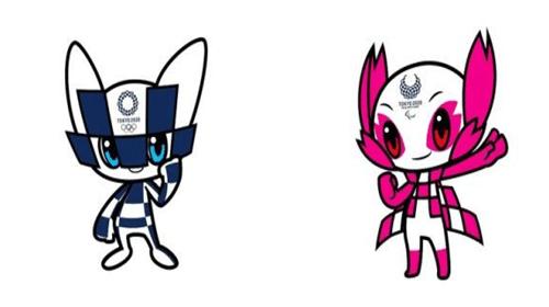 东京奥运会吉祥物来啦!三套方案,将由日本小学生投票图片