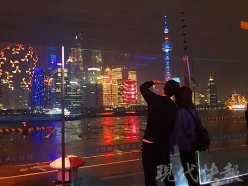"""美到窒息!夜上海新晋""""网红""""取景地原来长这样"""