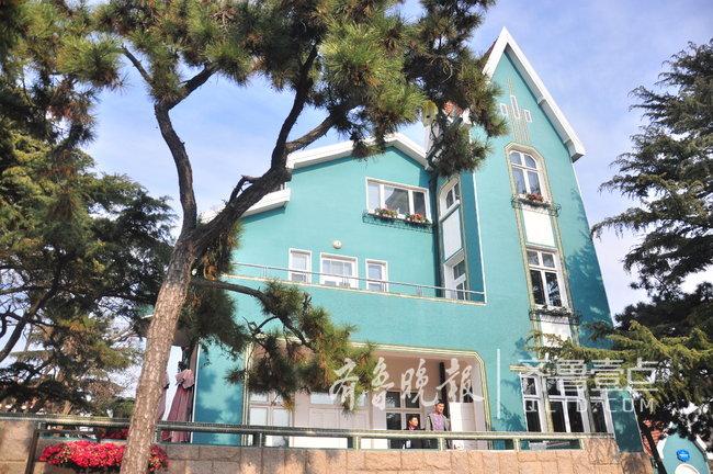 景太美!百万造价背后,青岛打造八大关老房子