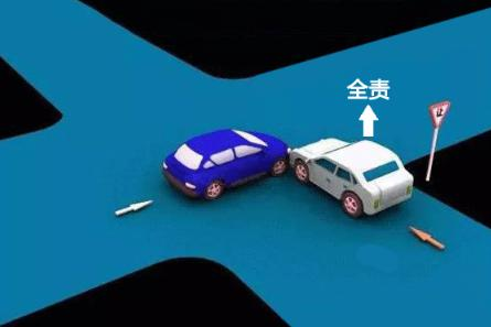 """交规规定:为什么""""转弯让直行""""直行负全责?"""