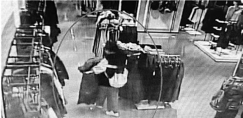 情侣开网店卖潮牌靠偷Zara、H&M等专卖店皆沦陷