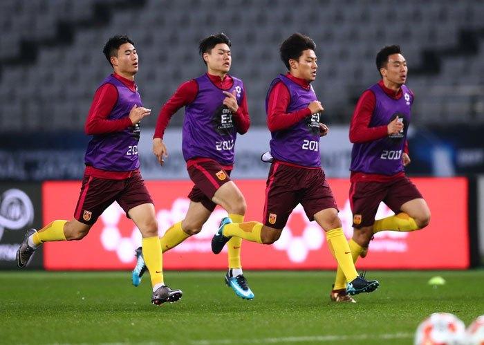 国足东亚杯盼再胜韩国,里皮争取执教第一冠