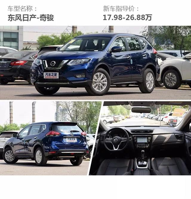 还敢说合资品牌暴利?这几款7座SUV最低已经17万了,真心不贵!