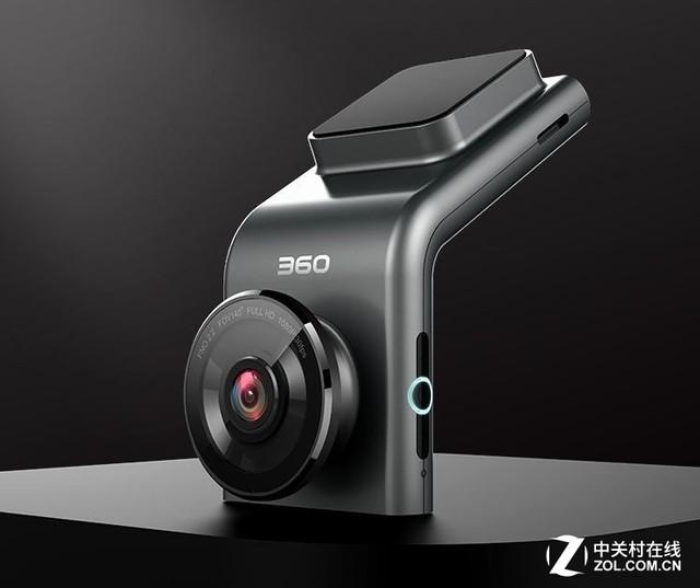 兼具测速预警 360 G300记录仪京东促销