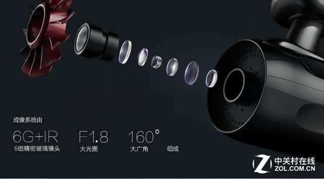 前卫设计颜值高 乐视1S记录仪仅售299元