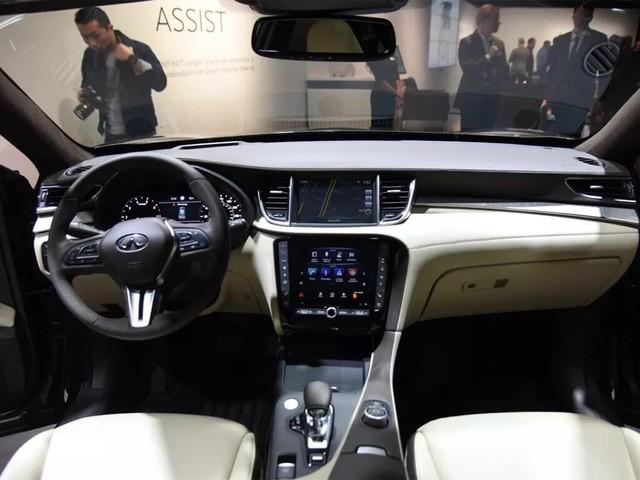 车辆刚需,英菲尼迪QX50必备记录仪推荐