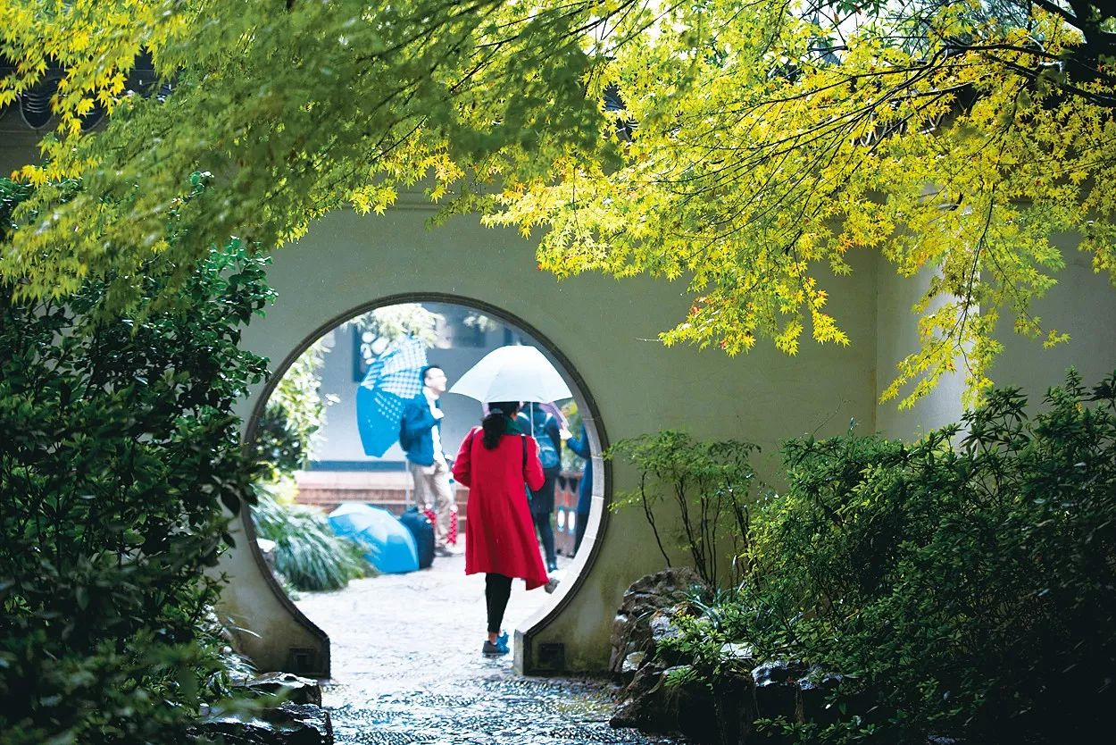##:秋冬之交纠缠的雨,是一年中的第五个时节