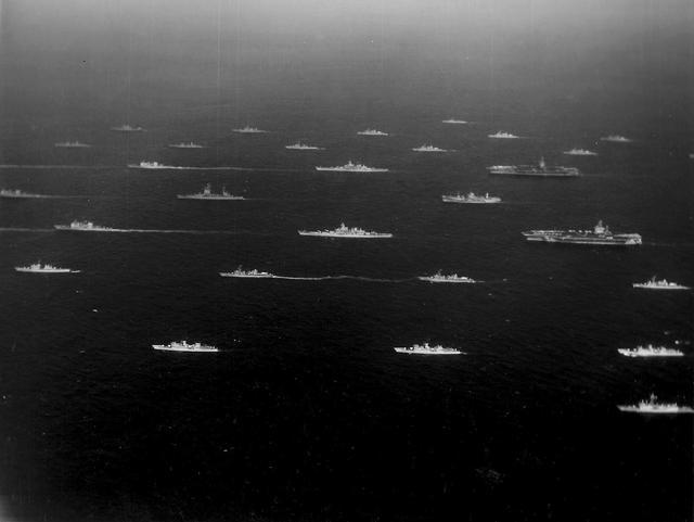 航空母舰--中国能否打造全核动力舰艇编队?连美国海军都没做到