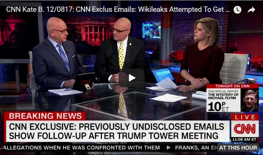 美媒最丢人一天:特朗普与俄勾结的假新闻传遍全网