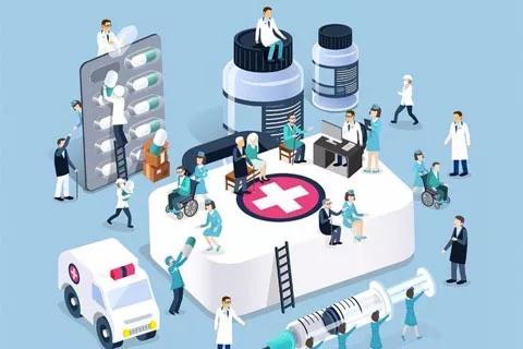 互联网医疗这 5 个 case,将未来 2 年内瓜分 400 亿市场