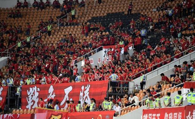 天河体育中心办花市活动 亚冠比赛迁移广州大学城