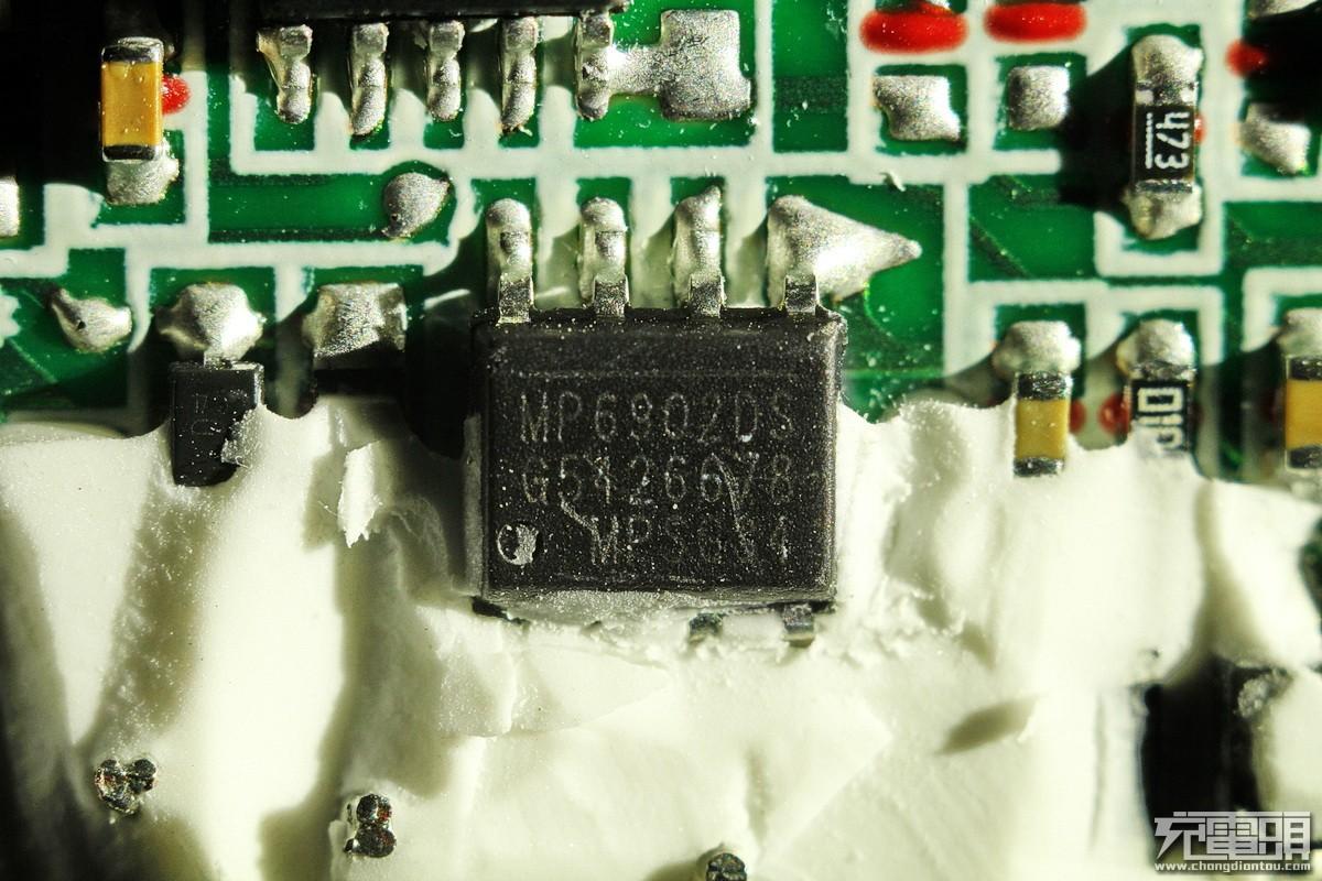 mp6902ds,mps同步整流ic,低压降二极管仿真器芯片,结合外部开关取代