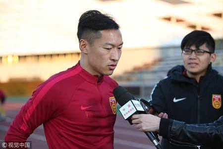 吴曦:球队体能会更加稳定,战日本必须提高注意力