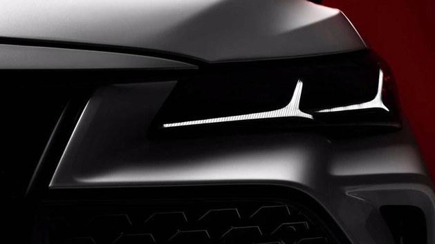 丰田新Avalon预告图 2018北美车展亮相