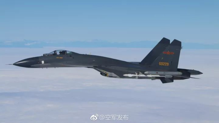 快讯|中国空军宣布大消息!配图帅爆了