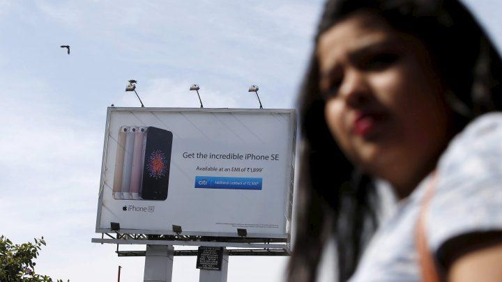 """印度政府不打算""""开后门"""",苹果在印度的扩张"""