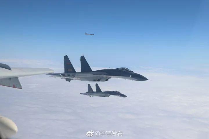 快讯 中国空军宣布大消息!配图帅爆了