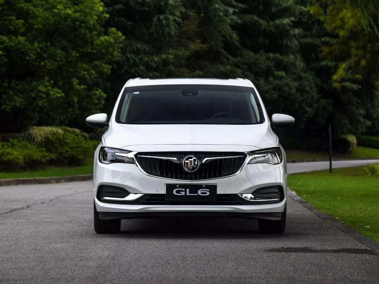 别克GL6最新优惠多少钱商务车别克gl6怎么样