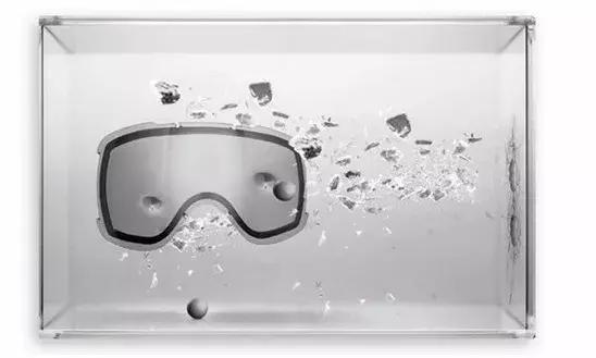 黑科技!德国制造的头盔眼镜,居然连钢弹都打不穿?