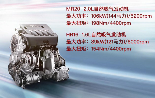 更多选择 解读启辰T70新增1.4T发动机