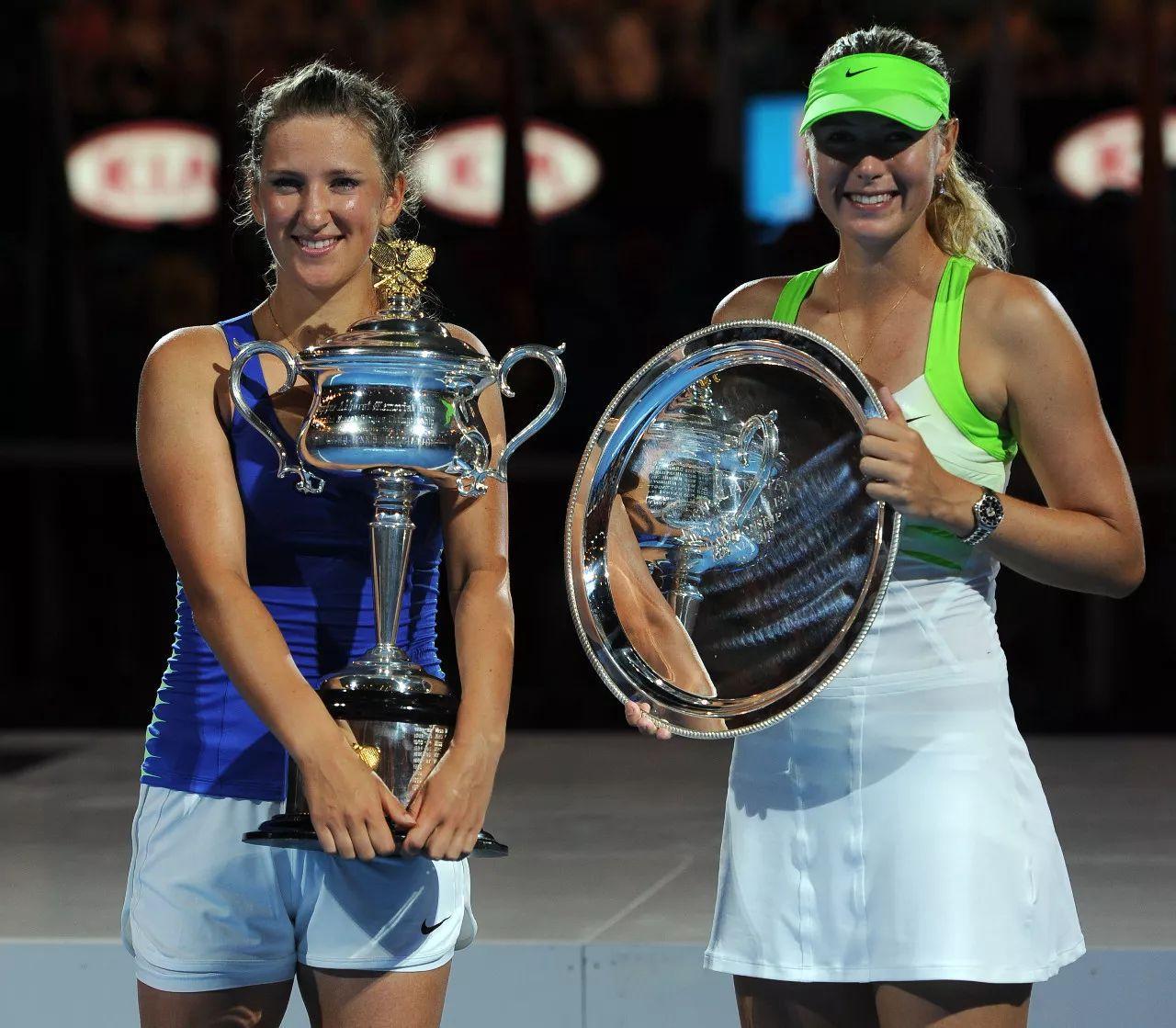 阿扎伦卡收获澳网正赛外卡 再度踏上坎坷回归路