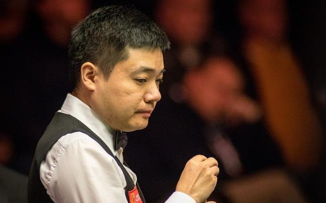 丁俊晖两个月连输五位低排名选手 奖金不够买机票