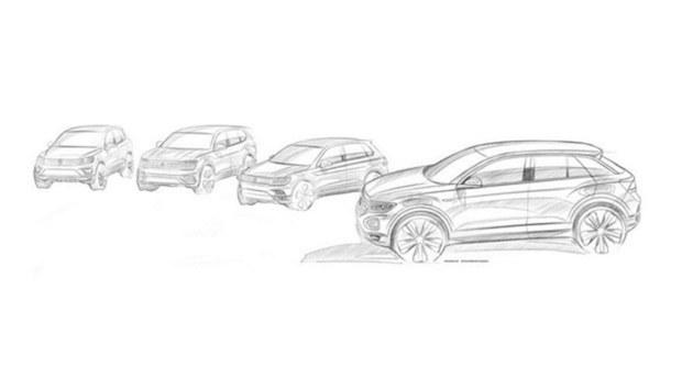 大众曝新车计划 将推出两款全新SUV车型
