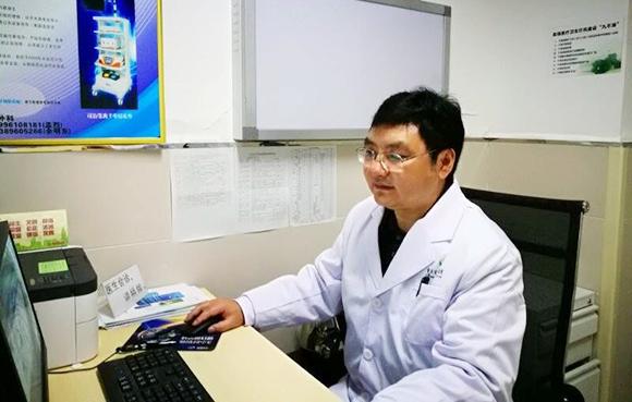 江北区中医院:中医药介入微创化外科 全力贴近群众健康