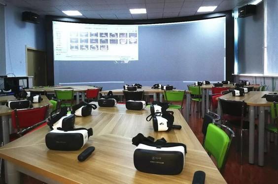 VR走进课堂 Nibiru为VR超级教室提供支持