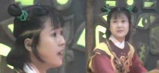 40岁后美艳的许晴,十几岁时竟酷似贾玲(组图)