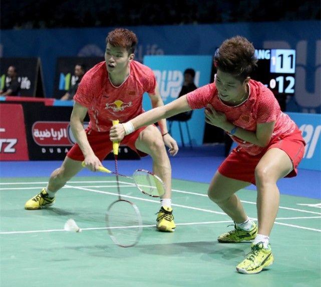国羽混双主力遭香港组合逆转 中国队夺冠失一保险