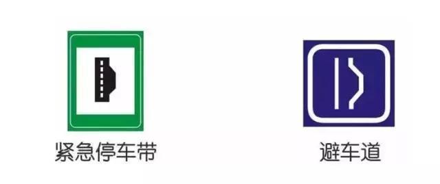 这8个交通标志你还不认识 明年起将加大惩罚力度