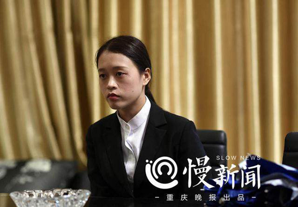 重庆90后女入殓师:曾想学法医 爱看恐怖片最怕菜青虫