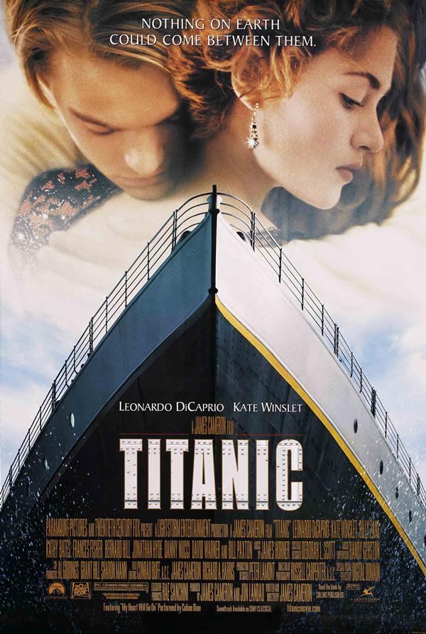 """二十年前《泰坦尼克号》上映 至今仍是""""票房之王"""""""