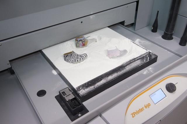 3DP技术新突破 GE展示金属3D打印机原型
