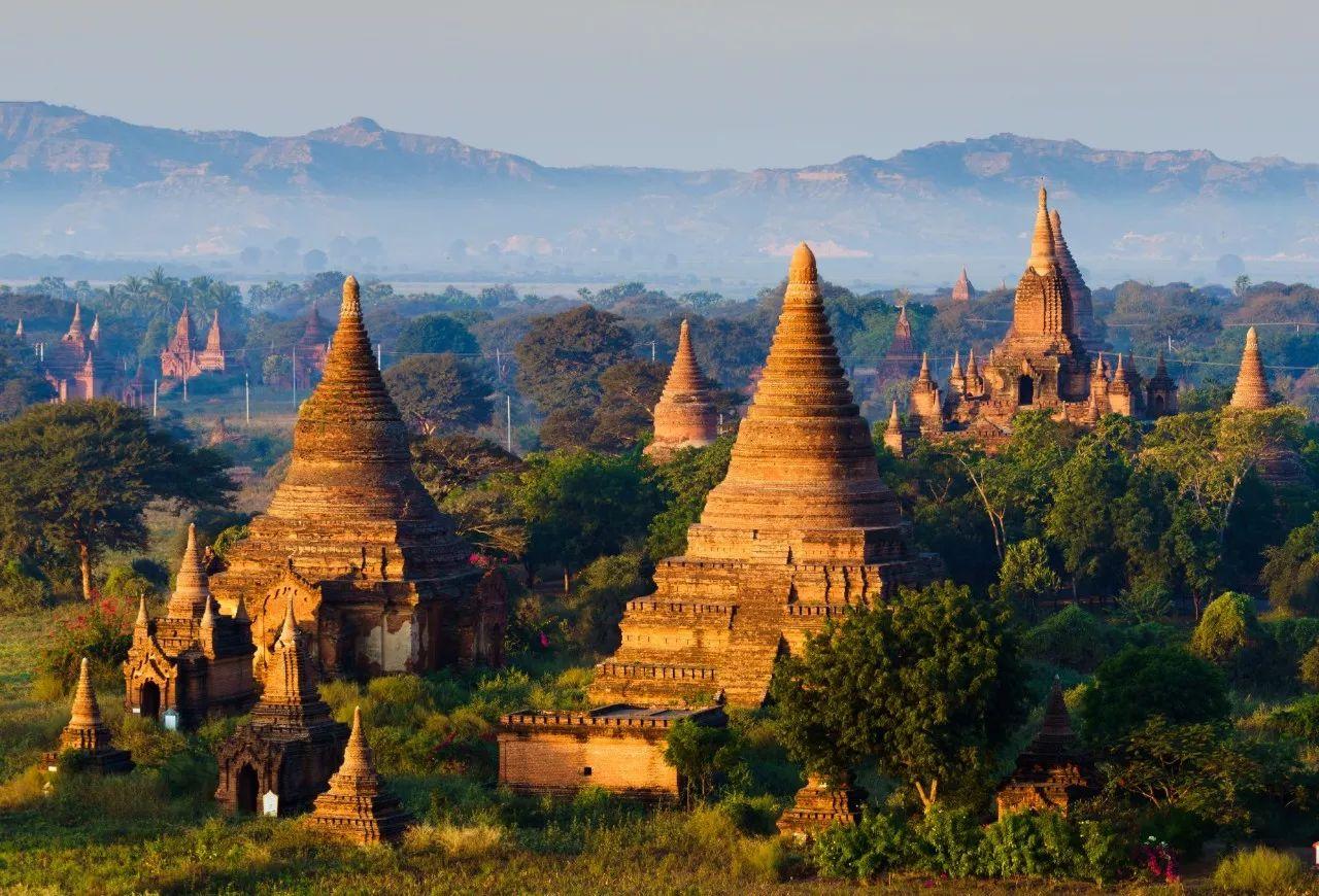 缅甸重启落地签,来看看这里都有什么好玩的
