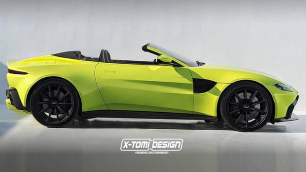 阿斯顿马丁Vantage计划 或推出V12车型