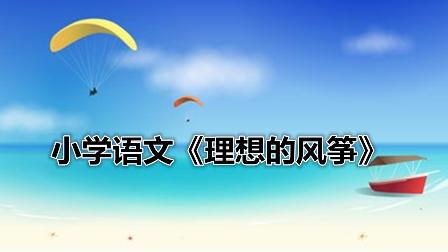 视频:小学语文《理想的风筝》