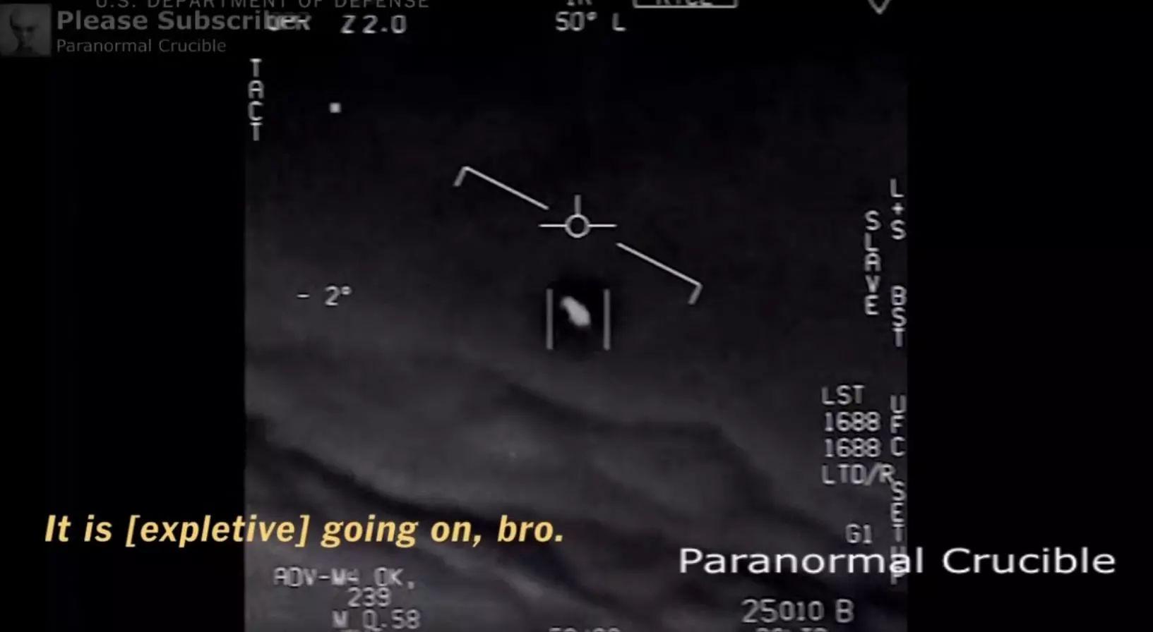 Betway必威中文UFO难道是真的?美海军飞行员追踪不明飞行物被戏耍