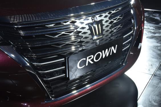 全新皇冠上市,外观内饰配置齐升级,要秒杀其他豪华车?