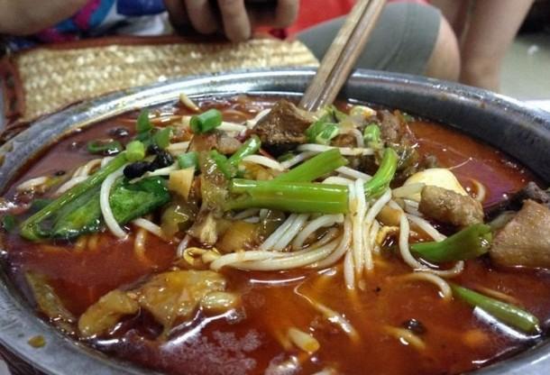 重庆超好吃的5家米线 你吃过几家?