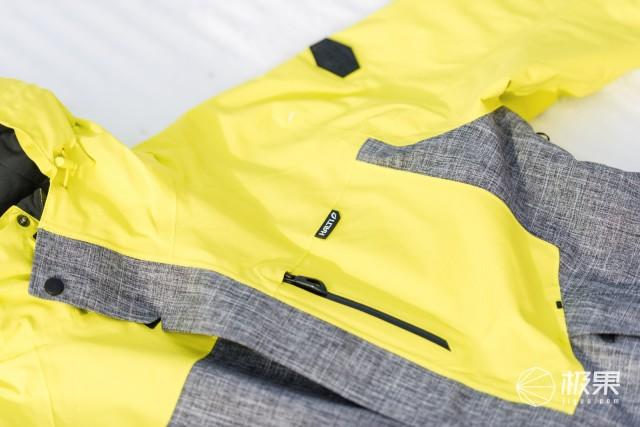 哈尔迪(halti)HH059-2177HALTI滑雪系列男式Arrvetjacket滑雪服HH059-2177