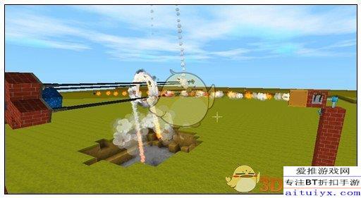 迷你世界旋转大炮怎么做_迷你世界旋转大炮制作教程