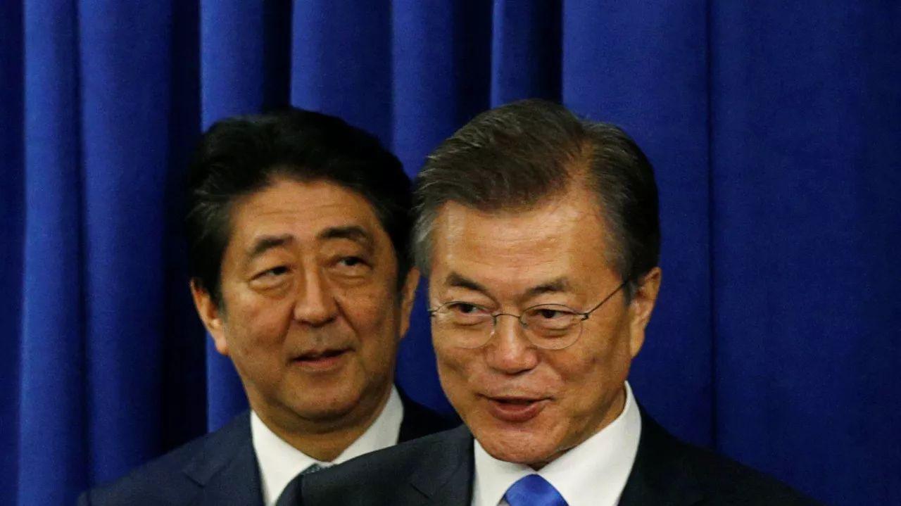 """""""一带一路""""这么火,日本和韩国终于坐不住了!"""