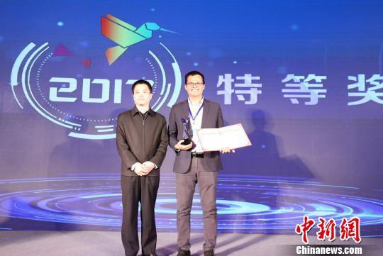 中外创客在京比拼创业项目 特等奖获百万元大奖