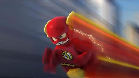 闪电侠动画片电影_乐高联合DC推出《闪电侠》动画电影,正义联盟再次全体出动 ...