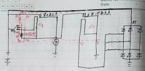 汽车发动机 启 起 动系统作用 分类及组成图片