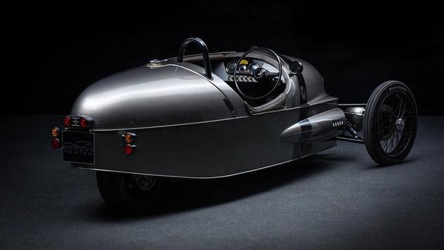 由纯手工打造 摩根EV3确定明年正式投产